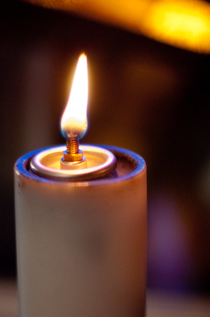 Kerry oil candles flickr photo sharing for Oil filled candlesticks