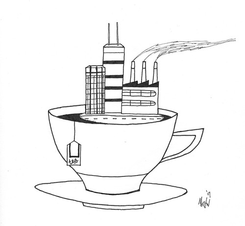 TEA AND THE CITY | by m_everald