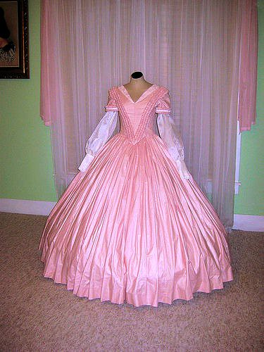 North And South Pink Gown Flickr