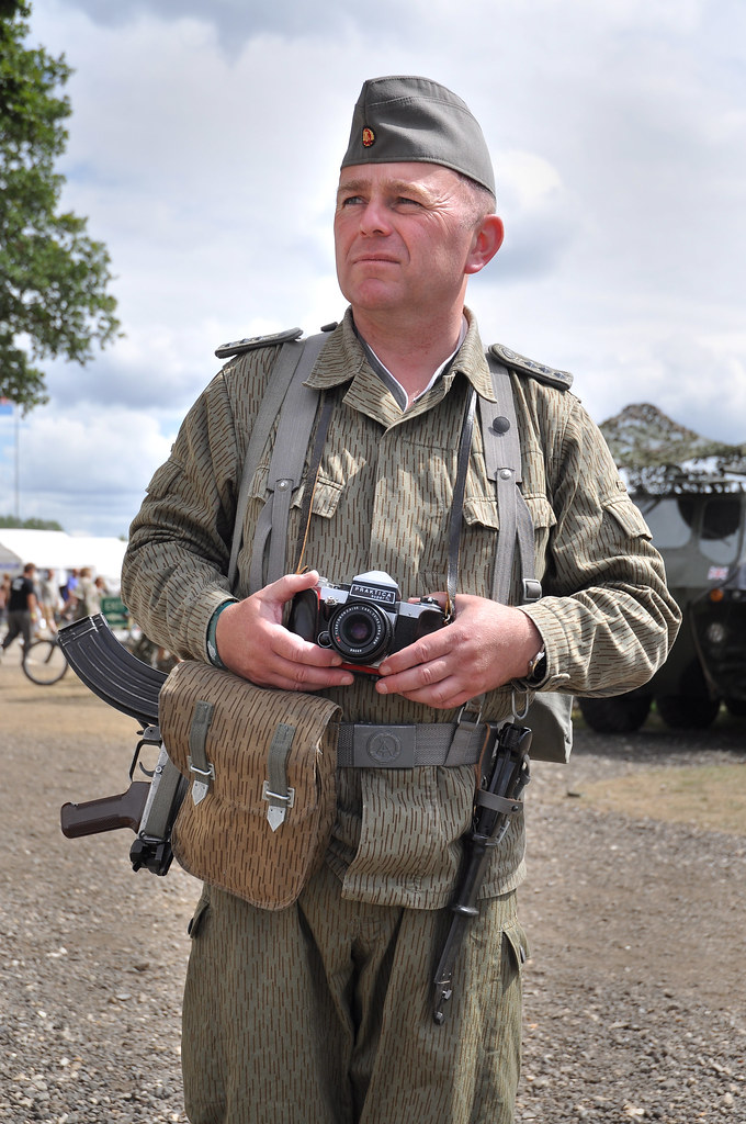 east german nva uniforms