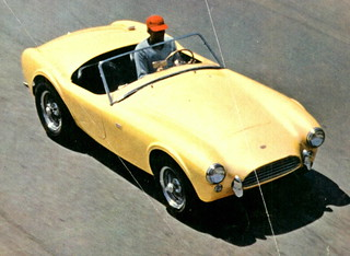 First AC-Shelby-Cobra CSX0001,Road & Track September 1962. | by torinodave72