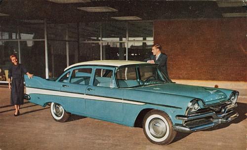 1957 Dodge Mayfair Sedan (Canada) | Alden Jewell | Flickr