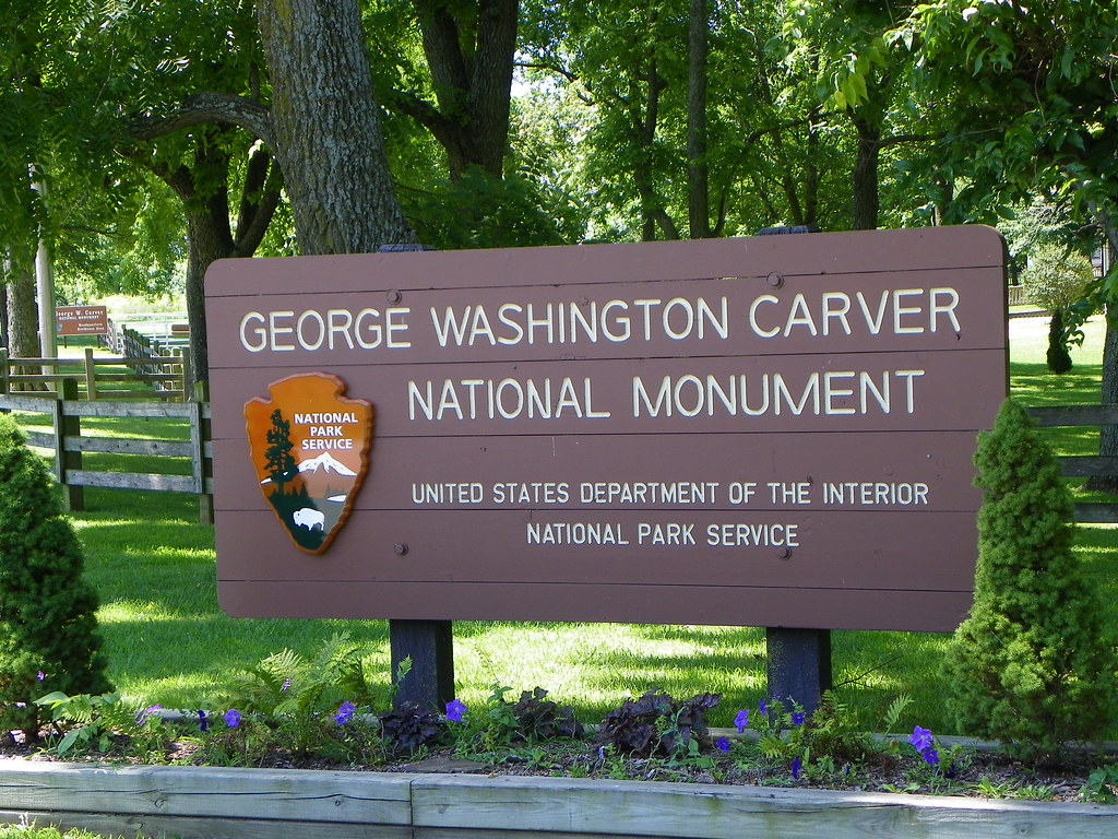 George Washington Carver National Monument (Diamond