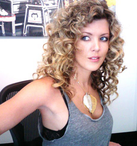Sponge Rollers Tight Curls Maegan Tintari Flickr