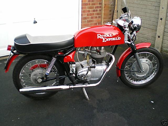 royal enfield continental gt 1969 motos anglaises flickr