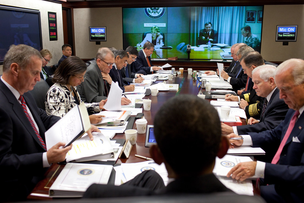 White House Situation Room Jobs