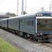 CSX Geometry Train, going away