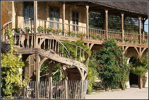 Jardins du ch teau de versailles hameau de la reine flickr for Architecte jardin versailles