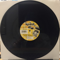 CHIEF ROCKER BUSY BEE:ROCK WITH ME(RECORD SIDE-B)
