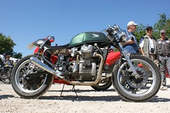 Honda Cx Cafe Racer Project