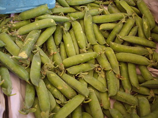 English Shelling Peas from Elizabeth Telling Farms | by swampkitty