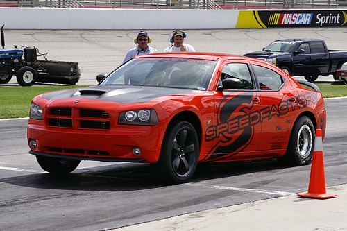 Speedfactory 426 Charger Race Car Drag Strip Launch Flickr