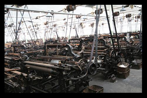 Queen Street Textile Mill, Burnley   Queen Street Mill was ...