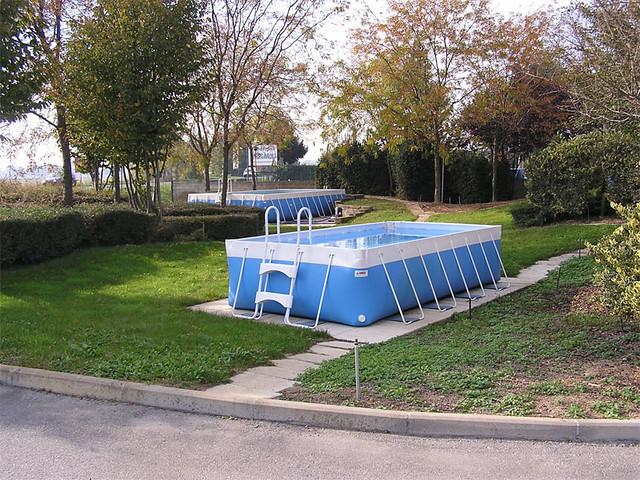 Piscina laghetto smile kit piscina completo di for Depuratore laghetto