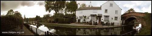 Lymm Canalside | by @HotpixUK -Add Me On Ipernity 500px