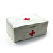 Vintage first-aid box