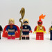 DC Hero Minifigs - Wave 8