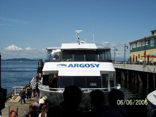 Argosy Cruises Seattle Harbor Tour Argosy Cruises Seat Flickr