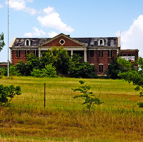 Abandoned House, TX