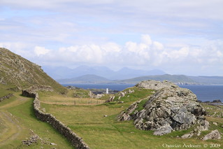 ... Connemara and the twelve bens in the horizon ... | by ChristianofDenmark