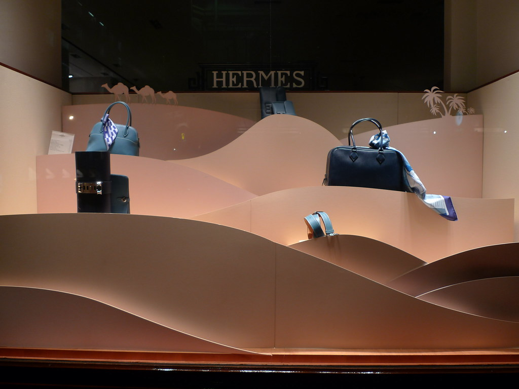 vitrine hermes septembre 2009 flickr. Black Bedroom Furniture Sets. Home Design Ideas