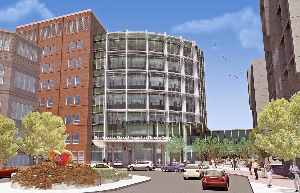 Design of New San Francisco General Hospital