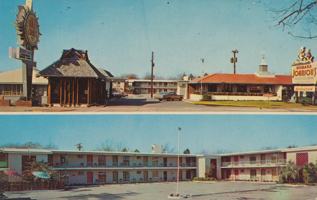 Quality Courts Motel Downtown - Statesboro, Georgia