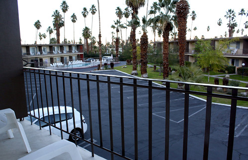 Standard Balcony | by TravelodgePalmSprings