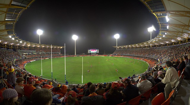 gold coasts new metricon stadium flickr photo sharing