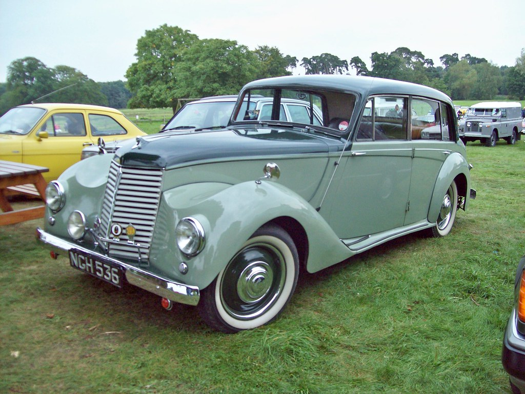 210 Armstrong Siddeley Whitworth 18hp 1950 53 Armstrong Flickr