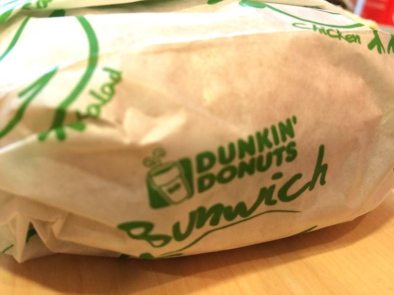 Dunkin Bunwich