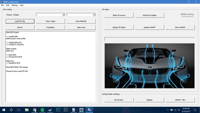 Is BMW Coding Tool Necessary? - BMW M3 Forum com (E30 M3 | E36 M3