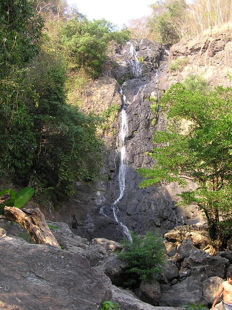 Sarika Waterfall, Khao Yai National Park, Thailand