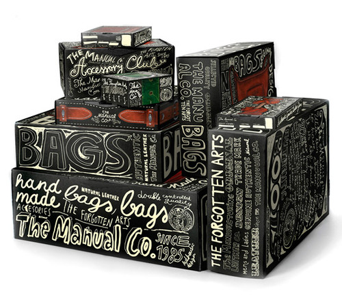 Hand-Drawn Packaging | by DesignBliss-Flickr