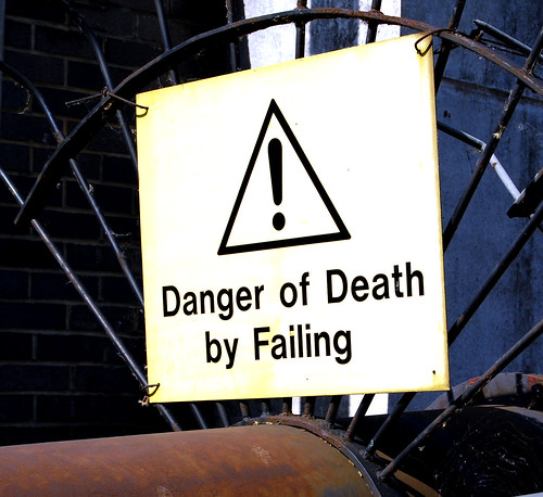 Danger of Death By Failing | by AlmazUK