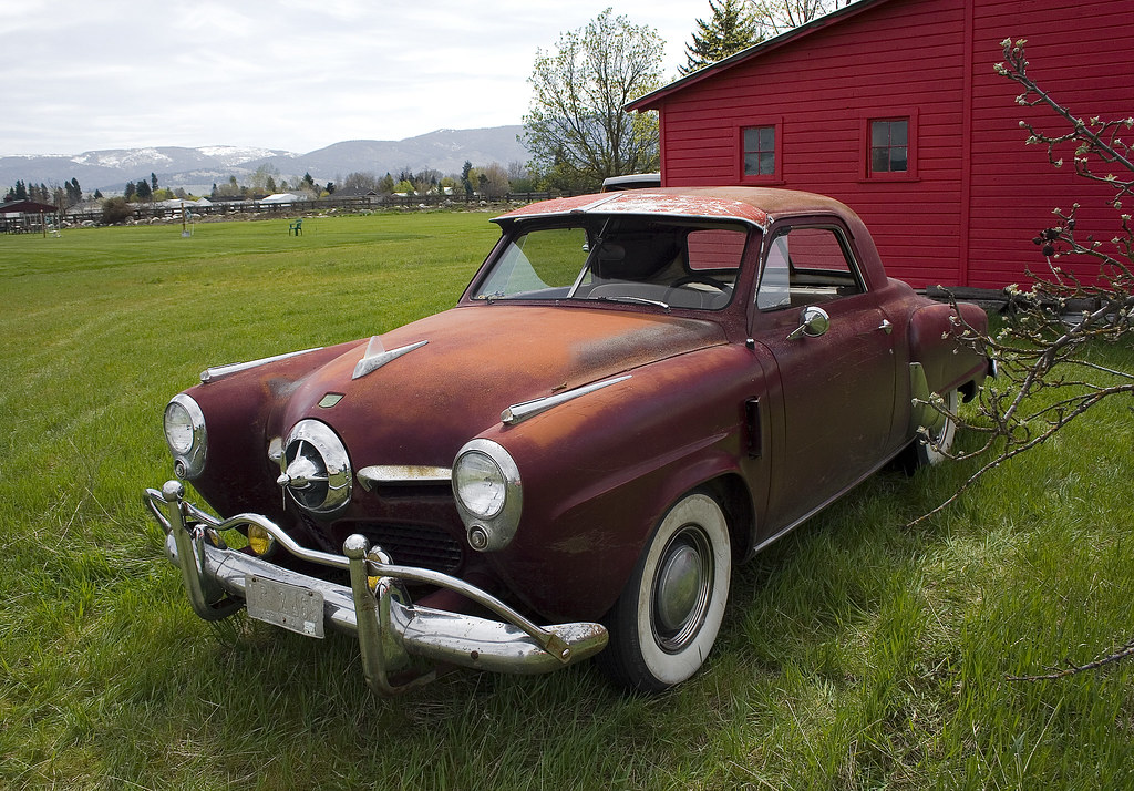 neat old Studebaker (for sale) | Nicky_Noodle! | Flickr