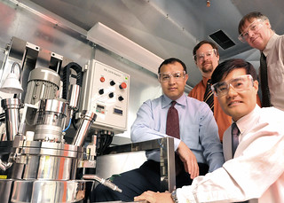 Argonne's lead battery research team | by Argonne National Laboratory