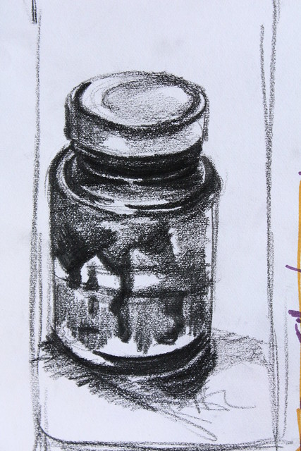 Life Drawing - Ink Bottle | Flickr - Photo Sharing!
