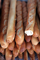 baguettes | by David Lebovitz
