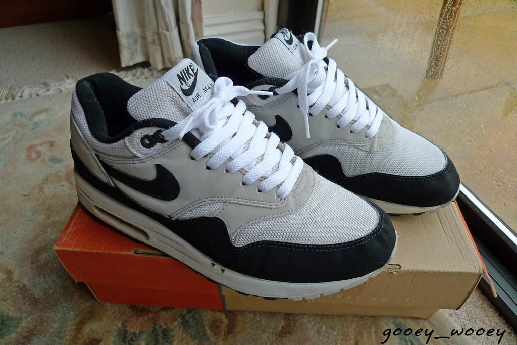 Nike Air Max 1 (Original Mesh) ('99). | Gooey Wong | Flickr