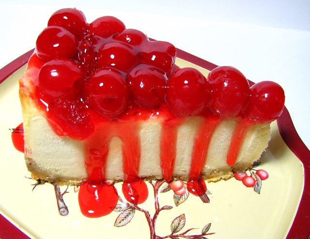 Easy Cheese Cake Reciple