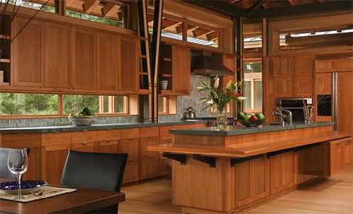 kitchen wooden house interior wooden house interior