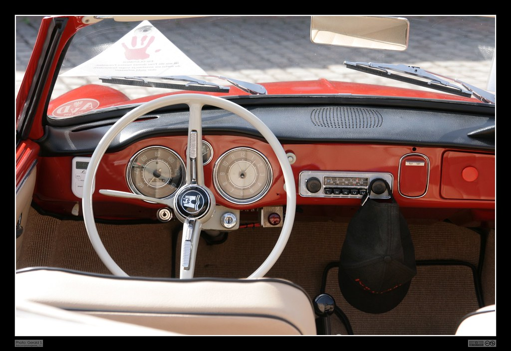 1965 VW Karmann Ghia Cabriolet Typ 14 (02) | Visit my Facebo… | Flickr