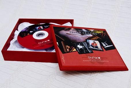 Novas pacerias: porta cd dvd & Álbuns para fotógrafos flickr