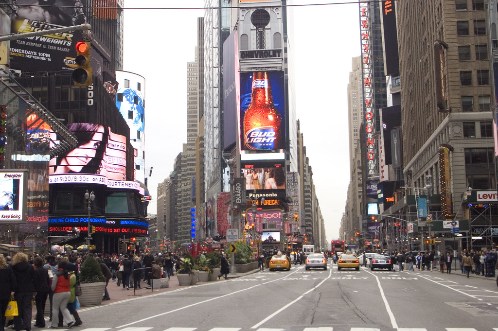 5 reviews of Times Square 42 Street