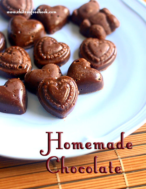 How to make chocolate at home