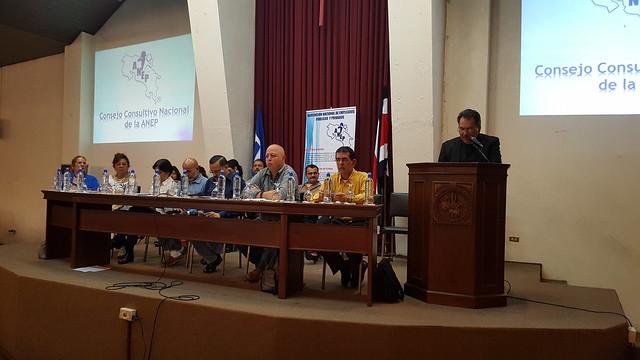 Consejo Consultivo Nacional de la ANEP 2016