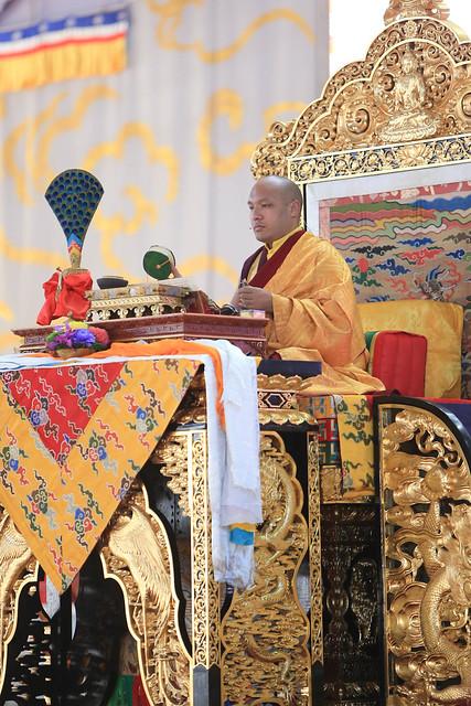 20170208_Chakrasamvra Empowerment Day3 Main practice