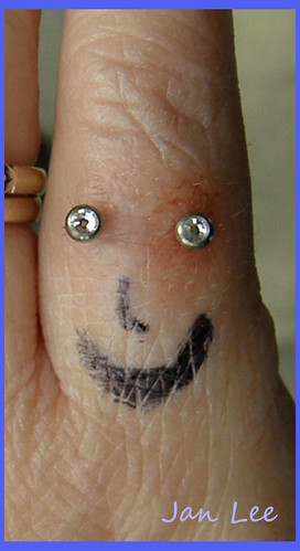 Fun With Finger Piercing My Granddaughter Jerry Pierced