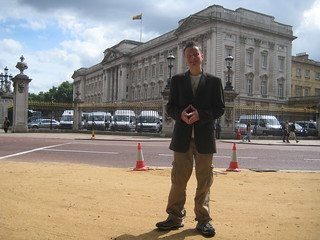 Stephen B Whatley Returns to Buckingham Palace. July 2009 | by Stephen B. Whatley